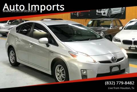 2010 Toyota Prius for sale at Auto Imports in Houston TX