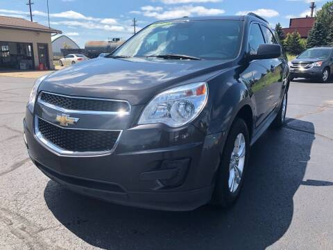 2014 Chevrolet Equinox for sale at Mike's Budget Auto Sales in Cadillac MI