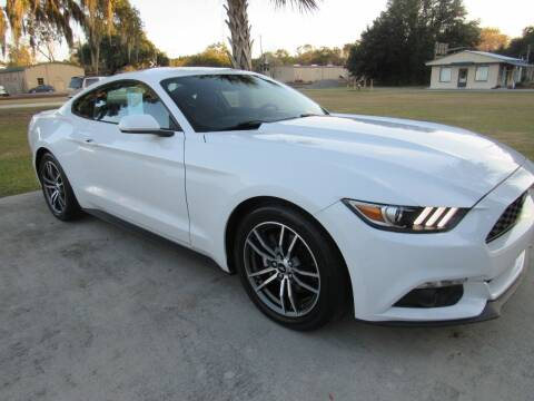 2017 Ford Mustang for sale at D & R Auto Brokers in Ridgeland SC