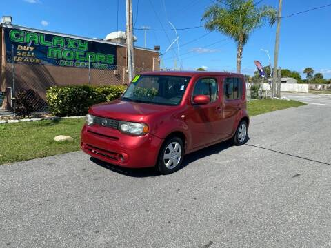 2011 Nissan cube for sale at Galaxy Motors Inc in Melbourne FL