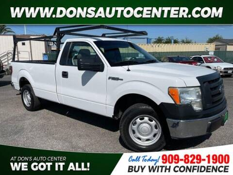 2010 Ford F-150 for sale at Dons Auto Center in Fontana CA