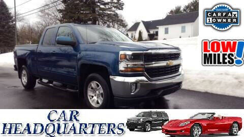 2017 Chevrolet Silverado 1500 for sale at CAR  HEADQUARTERS in New Windsor NY