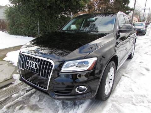 2015 Audi Q5 for sale at First Choice Automobile in Uniondale NY