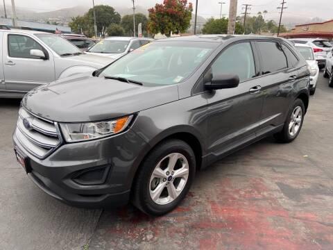 2016 Ford Edge for sale at Auto Max of Ventura in Ventura CA