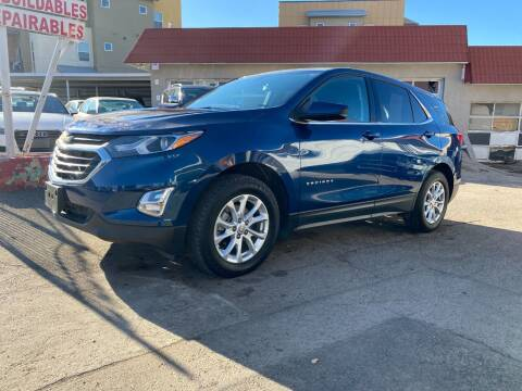 2019 Chevrolet Equinox for sale at STS Automotive in Denver CO