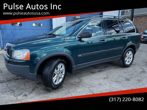 2004 Volvo XC90 for sale at Pulse Autos Inc in Indianapolis IN