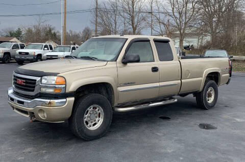 2006 GMC Sierra 2500HD for sale at Paley Auto Group in Columbus OH