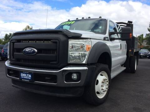2011 Ford F-450 Super Duty for sale at Delta Car Connection LLC in Anchorage AK