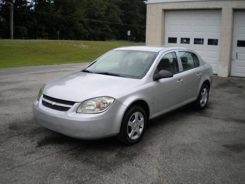 2008 Chevrolet Cobalt for sale at Route 111 Auto Sales in Hampstead NH