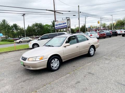2001 Toyota Camry for sale at New Wave Auto of Vineland in Vineland NJ