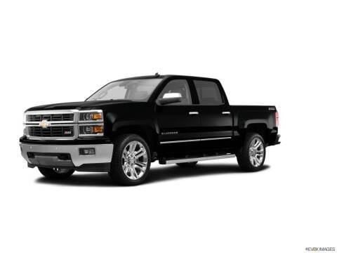 2014 Chevrolet Silverado 1500 for sale at CAR MART in Union City TN