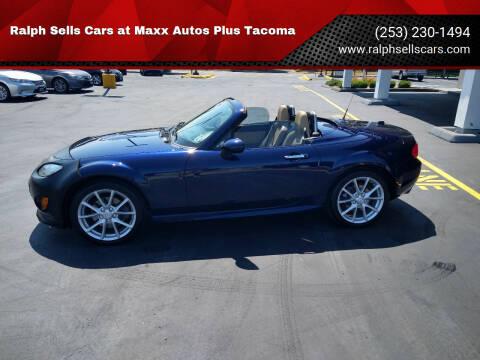 2010 Mazda MX-5 Miata for sale at Ralph Sells Cars at Maxx Autos Plus Tacoma in Tacoma WA