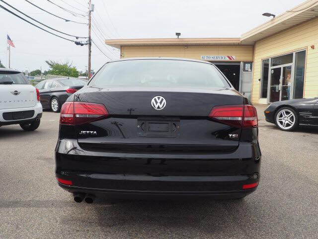 2017 Volkswagen Jetta 1.4T S 4dr Sedan 6A - East Providence RI