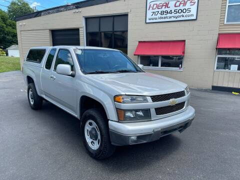 2012 Chevrolet Colorado for sale at I-Deal Cars LLC in York PA