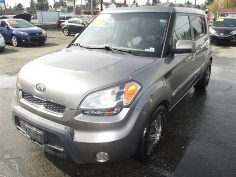 2010 Kia Soul for sale at GMA Of Everett in Everett WA