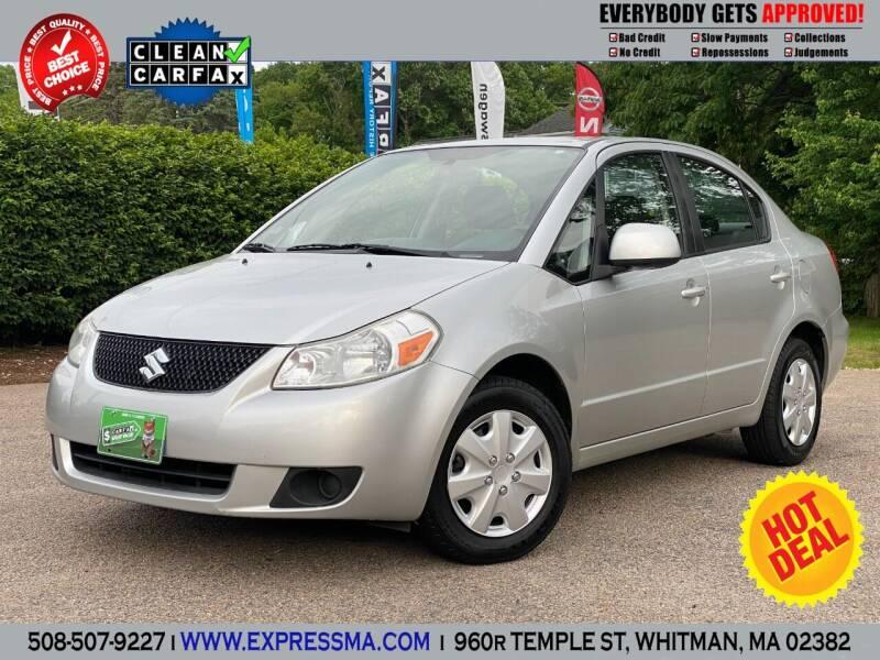 2010 Suzuki SX4 for sale at Auto Sales Express in Whitman MA
