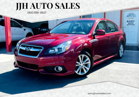 2013 Subaru Legacy for sale at JJH Auto Sales in Salt Lake City UT