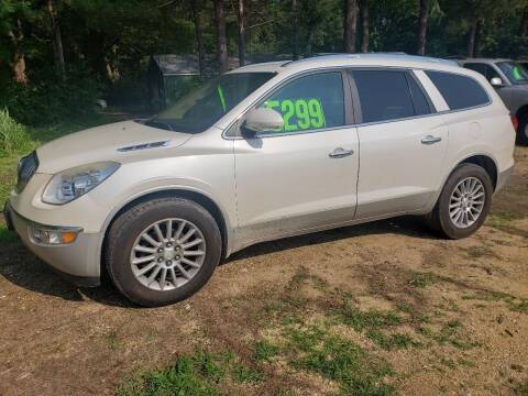 2009 Buick Enclave for sale at Northwoods Auto & Truck Sales in Machesney Park IL
