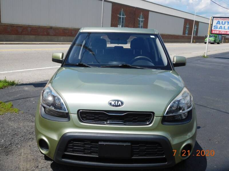 2013 Kia Soul for sale at Southbridge Street Auto Sales in Worcester MA