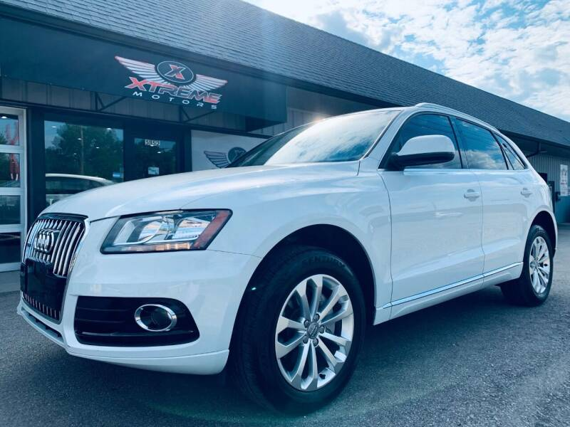 2013 Audi Q5 for sale at Xtreme Motors Inc. in Indianapolis IN
