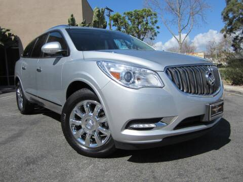 2014 Buick Enclave for sale at ORANGE COUNTY AUTO WHOLESALE in Irvine CA