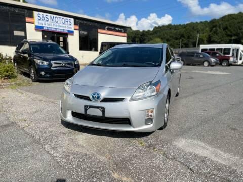 2011 Toyota Prius for sale at S & S Motors in Marietta GA