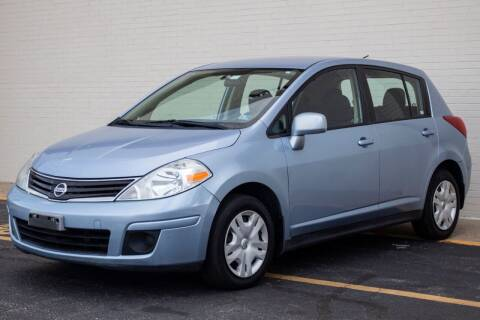 2011 Nissan Versa for sale at Carland Auto Sales INC. in Portsmouth VA