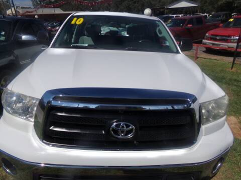 2010 Toyota Tundra for sale at Alabama Auto Sales in Semmes AL