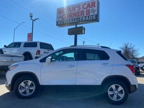 2019 Chevrolet Trax for sale at Bryans Car Corner in Chickasha OK