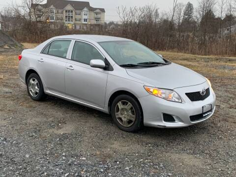 2010 Toyota Corolla for sale at Saratoga Motors in Gansevoort NY