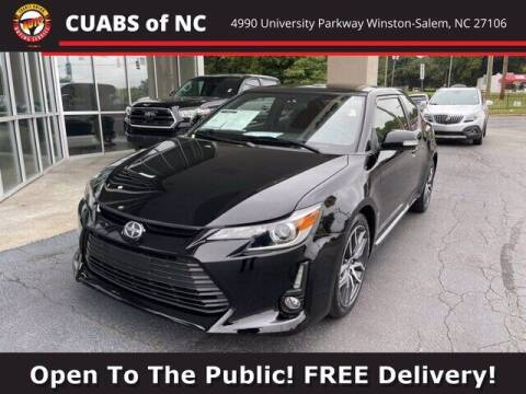 2016 Scion tC for sale at Summit Credit Union Auto Buying Service in Winston Salem NC