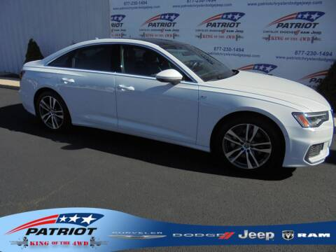 2019 Audi A6 for sale at PATRIOT CHRYSLER DODGE JEEP RAM in Oakland MD