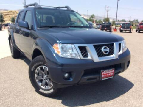 2020 Nissan Frontier for sale at Rocky Mountain Commercial Trucks in Casper WY