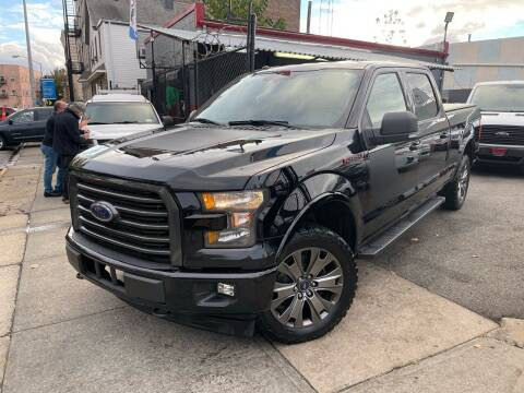2017 Ford F-150 for sale at Newark Auto Sports Co. in Newark NJ