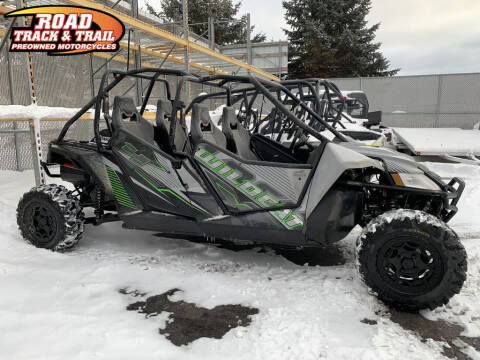 2018 Arctic Cat Wildcat 4X LTD for sale at Road Track and Trail in Big Bend WI