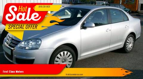 2008 Volkswagen Jetta for sale at First Class Motors in Greeley CO