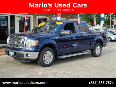 2011 Ford F-150 for sale at Mario's Used Cars - South Houston Location in South Houston TX