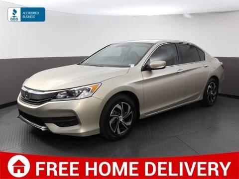 2017 Honda Accord for sale at Florida Fine Cars - West Palm Beach in West Palm Beach FL