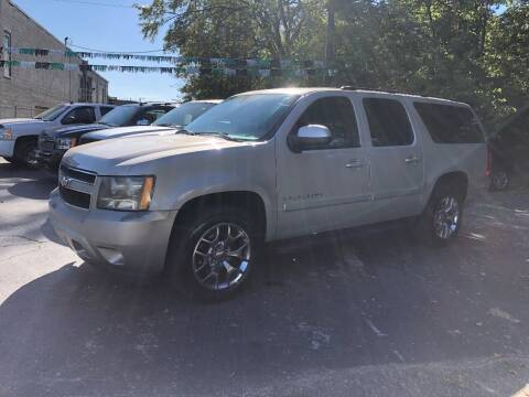 2008 Chevrolet Suburban for sale at Butler's Automotive in Henderson KY