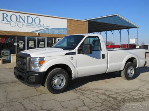 2013 Ford F-250 Super Duty for sale at Rondo Truck & Trailer in Sycamore IL
