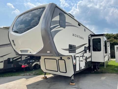 2016 Keystone Montana Luxury for sale at Autoway Auto Center in Sevierville TN