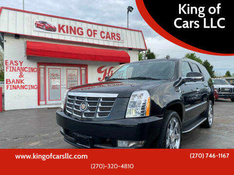 2012 Cadillac Escalade for sale at King of Cars LLC in Bowling Green KY