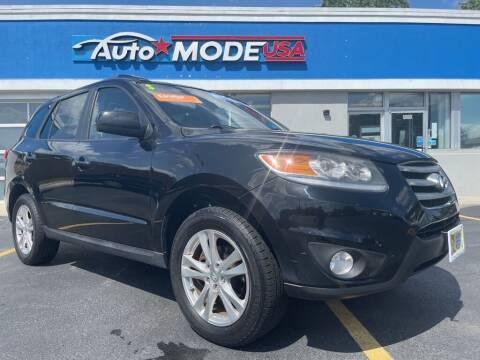 2012 Hyundai Santa Fe for sale at Auto Mode USA of Monee - AUTO MODE USA-Burbank in Burbank IL