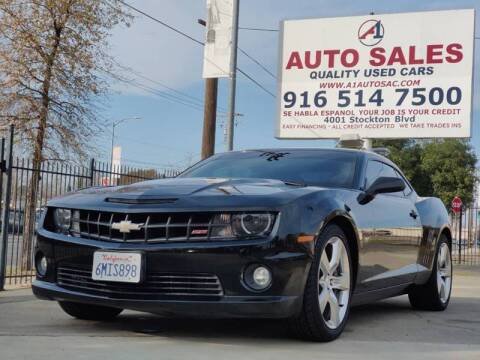 2010 Chevrolet Camaro for sale at A1 Auto Sales in Sacramento CA
