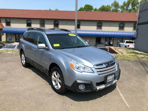 2013 Subaru Outback for sale at New England Motors of Leominster, Inc in Leominster MA