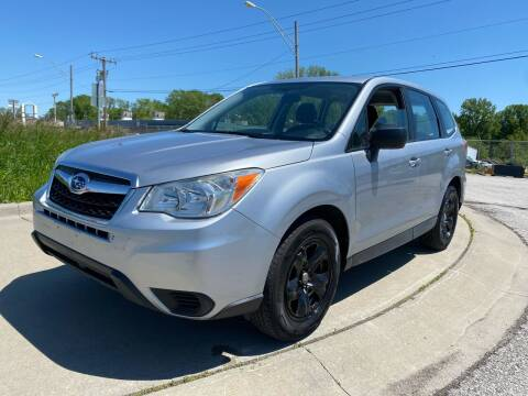 2014 Subaru Forester for sale at Xtreme Auto Mart LLC in Kansas City MO