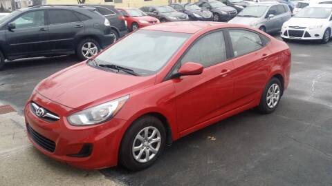 2013 Hyundai Accent for sale at Nonstop Motors in Indianapolis IN