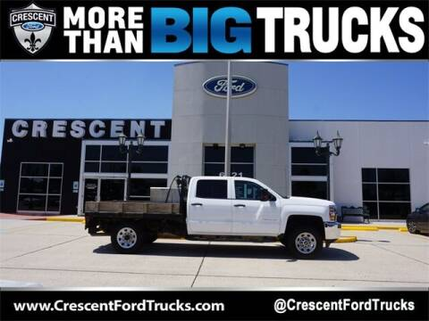 2019 Chevrolet Silverado 2500HD for sale at Crescent Ford in Harahan LA