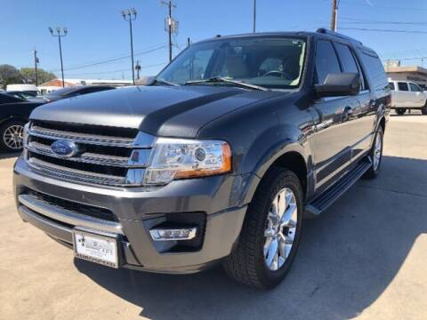 2016 Ford Expedition EL for sale at Eurospeed International in San Antonio TX