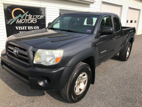 2010 Toyota Tacoma for sale at HILLTOP MOTORS INC in Caribou ME